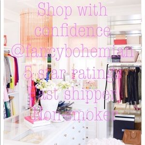 Shop with Confidence! I love my Posh Community!!!
